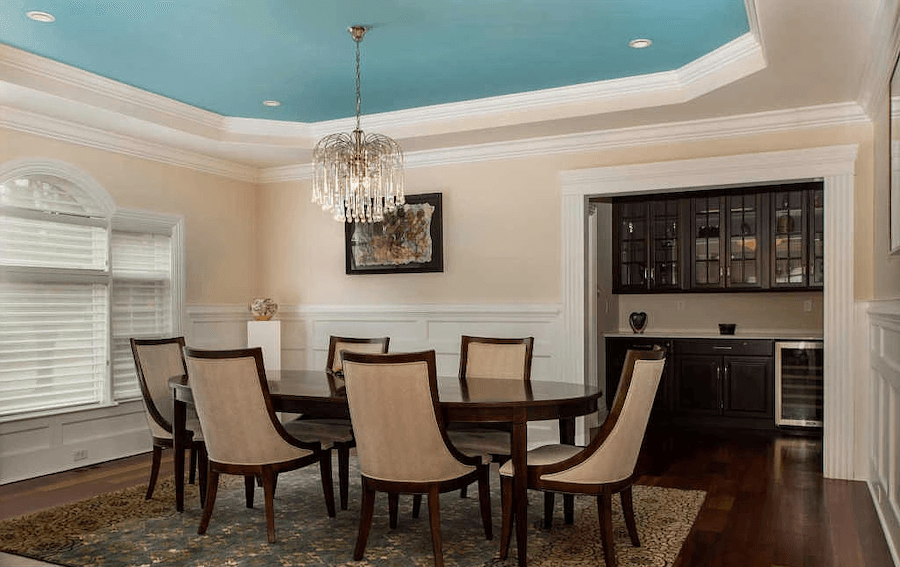 house for sale penn valley normandy mansion dining room