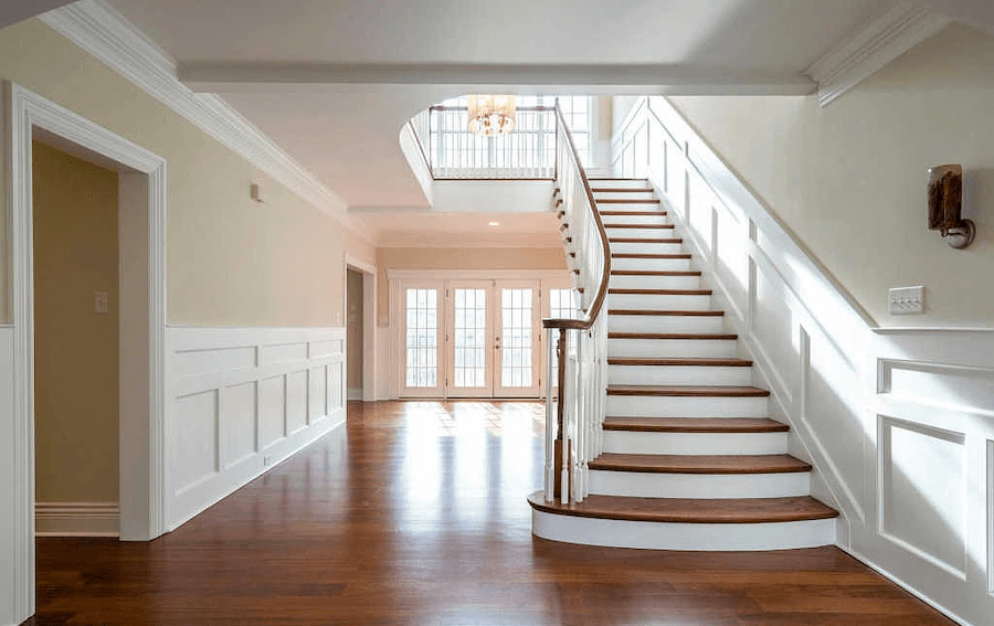 house for sale penn valley normandy mansion foyer