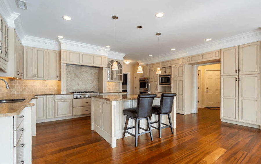 house for sale penn valley normandy mansion kitchen