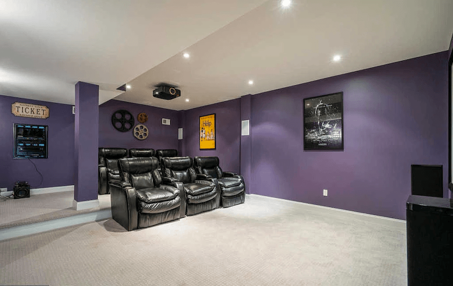 house for sale penn valley normandy mansion home theater