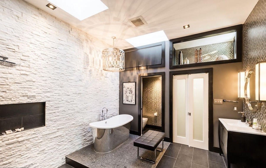 house for sale queen village castle master bathroom