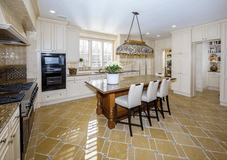 house for sale villanova tudor mansion kitchen
