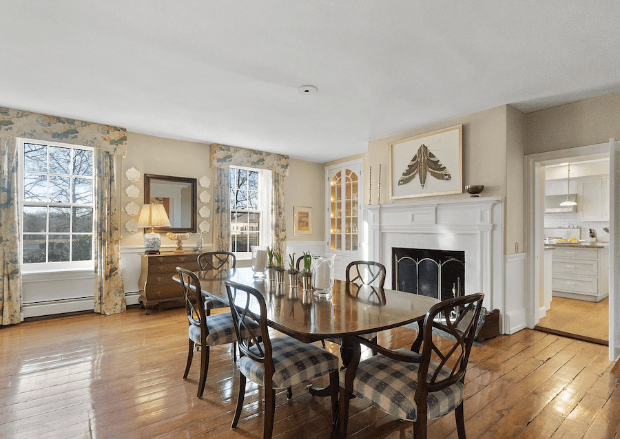 house for sale west chester revolutionary manor dining room