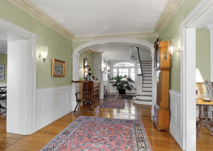 house for sale west chester revolutionary manor foyer