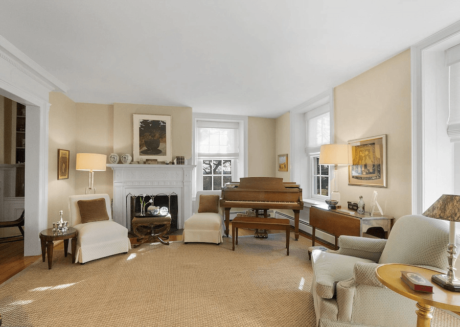 house for sale west chester revolutionary manor music room