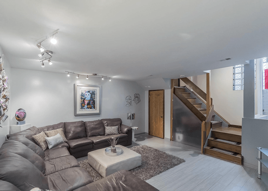 house for sale wash west contemporary basement