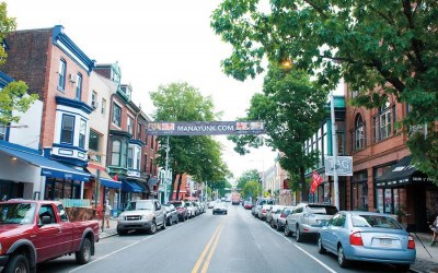 manayunk real estate agency main street