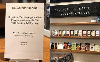 shakespeare & co. mueller report