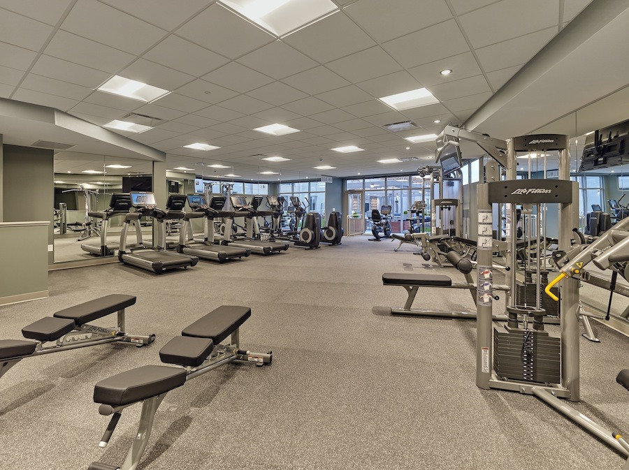 one ardmore profile fitness center