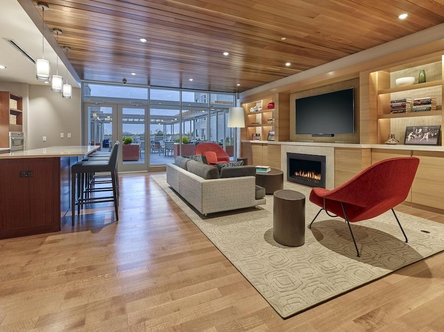 one ardmore profile amenity floor lounge