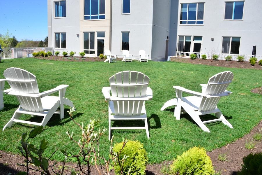 one ardmore profile amenity floor terrace lawn