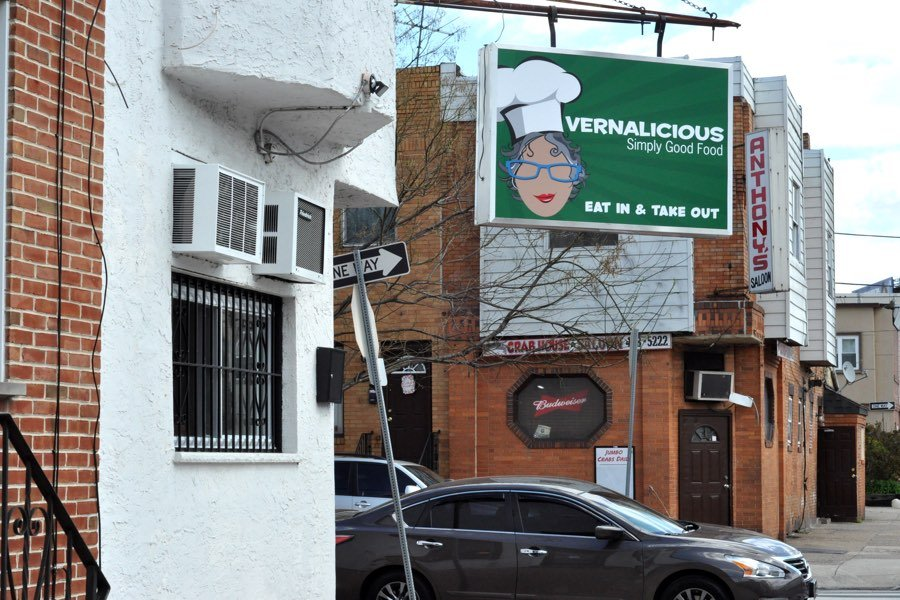 vernalicious restaurant menu pennsport south philadelphia