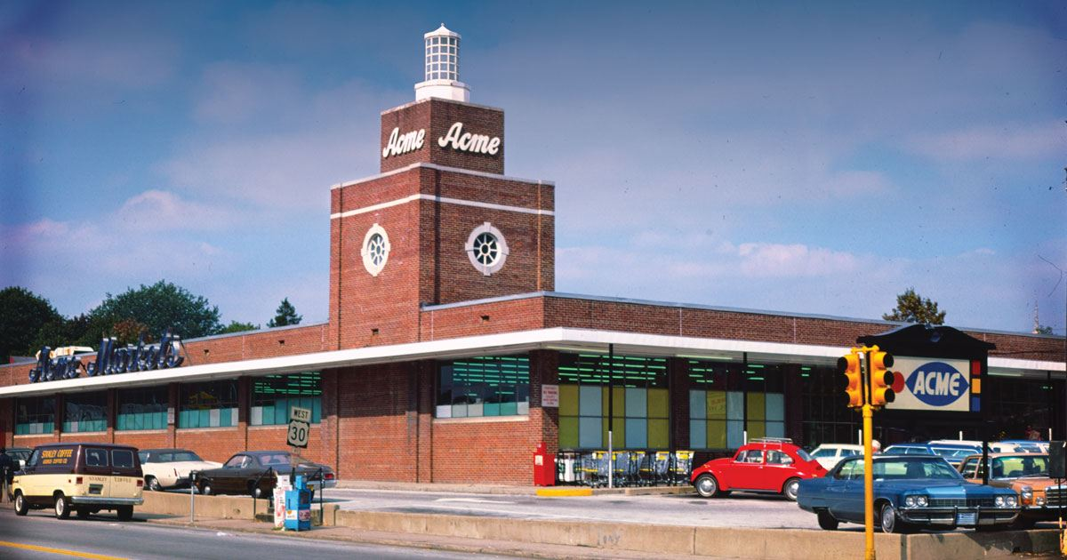 Acme Was Once the Dominant Supermarket in Philly  What Went Wrong?