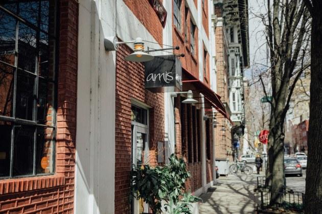 Amis Trattoria Closing Philadelphia