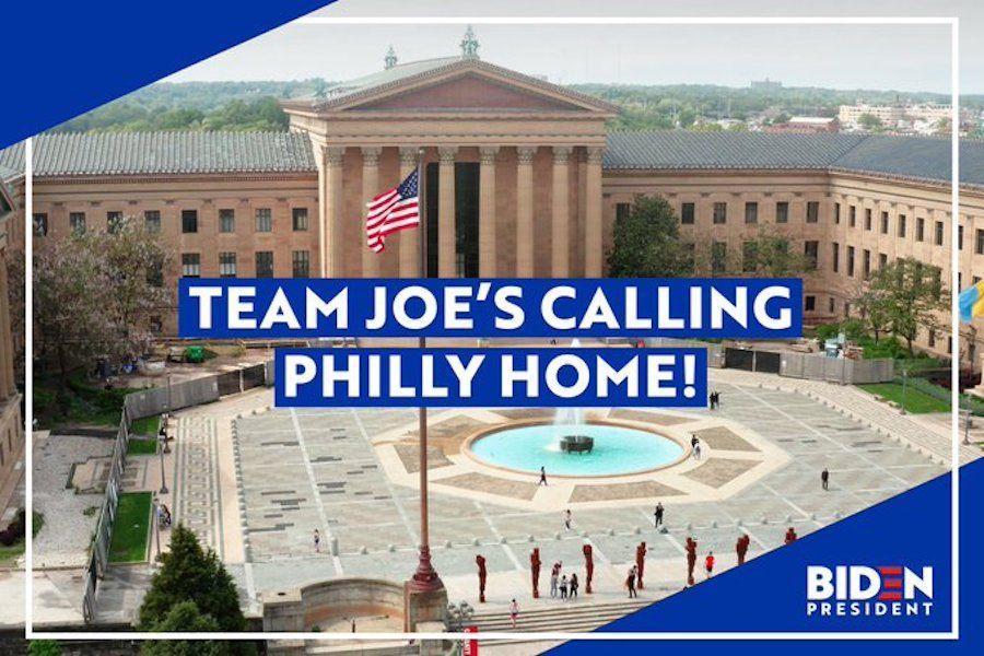 biden philadelphia headquarters