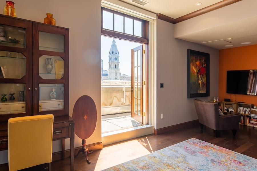 condo for sale logan square phoenix penthouse master suite terrace