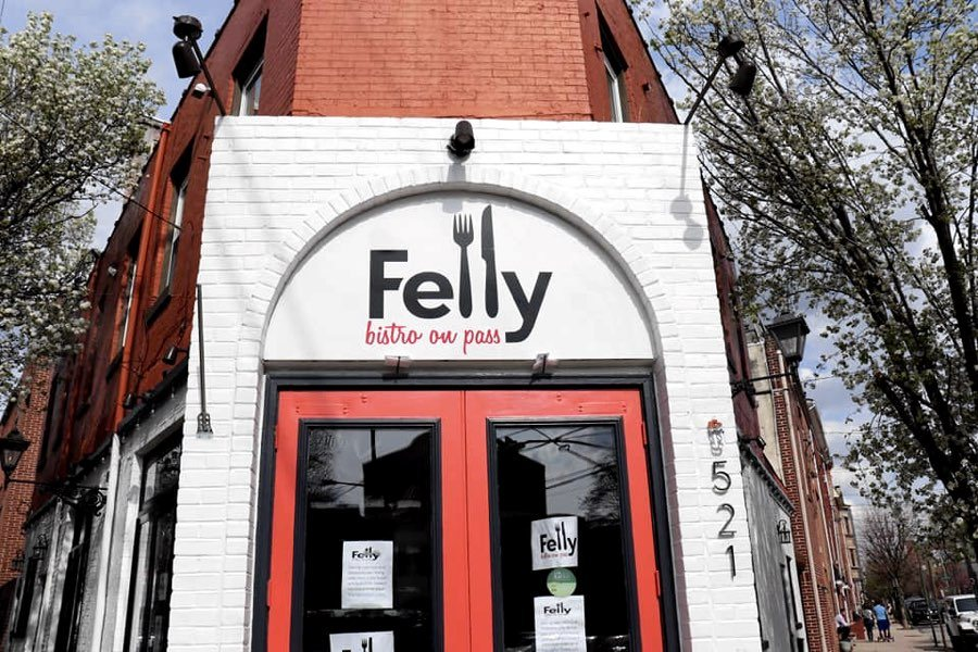 felly bistro restaurant queen village philadelphia