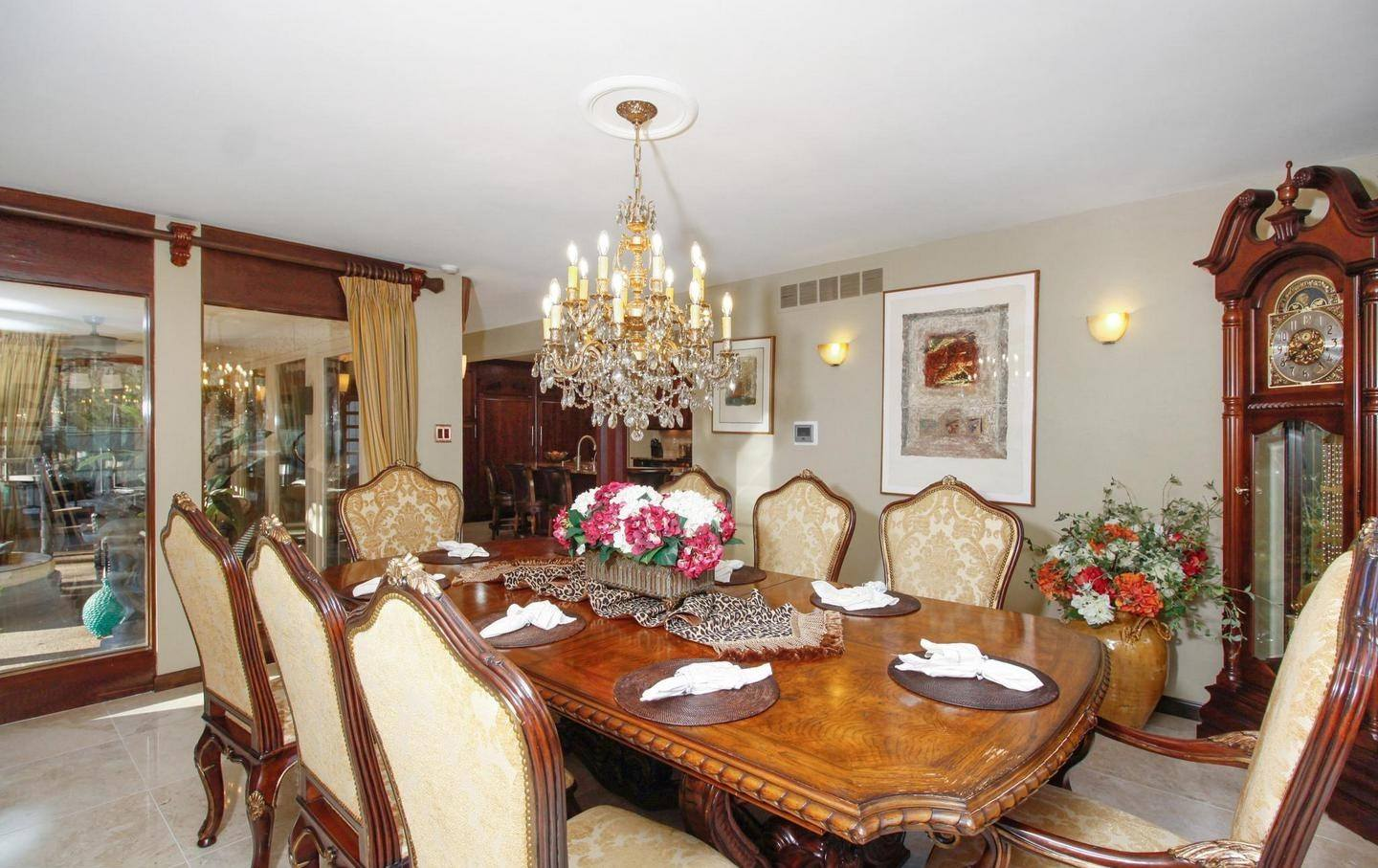 house for sale cherry hill clarke house dining room