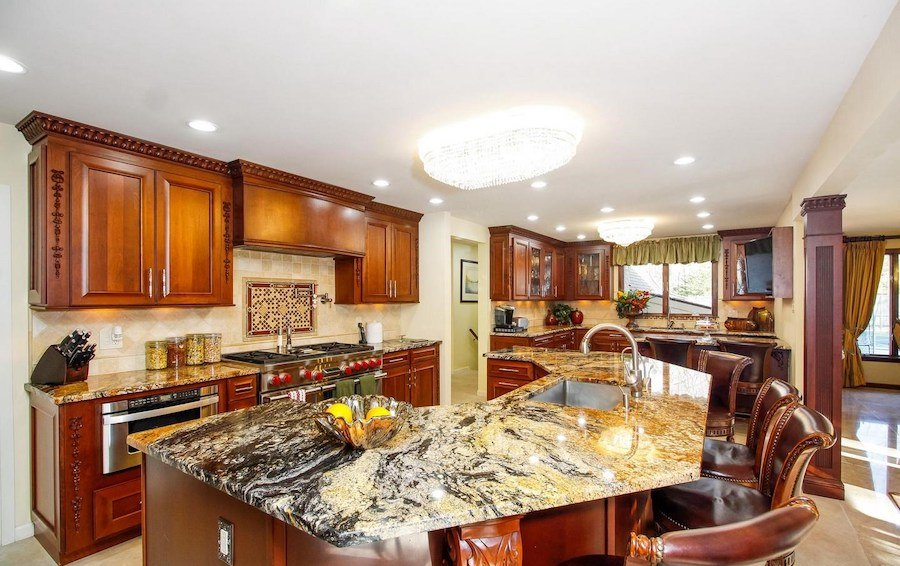 house for sale cherry hill clarke house kitchen