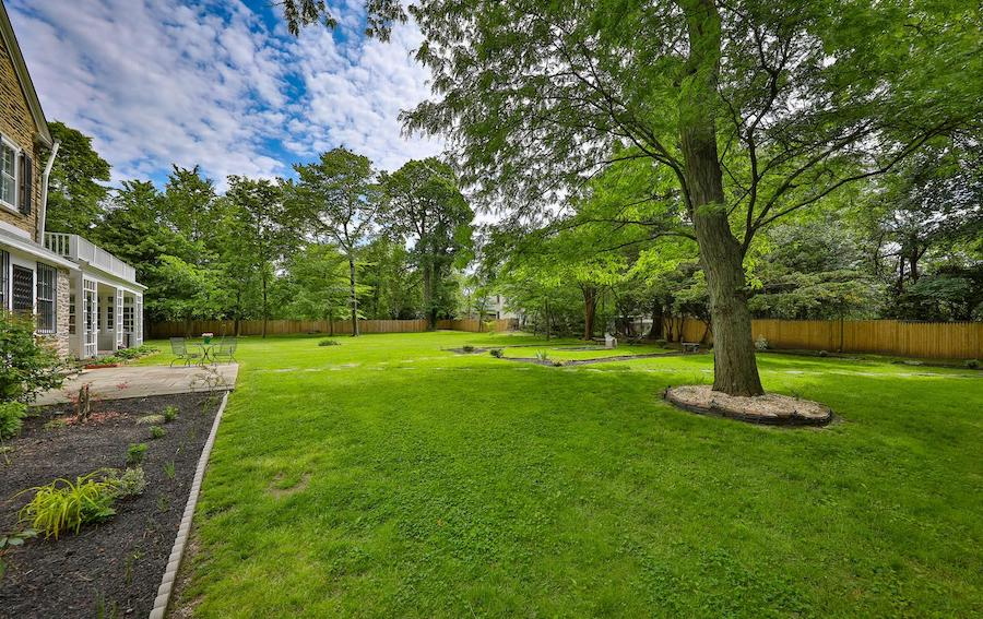 house for sale germantown updated colonial backyard