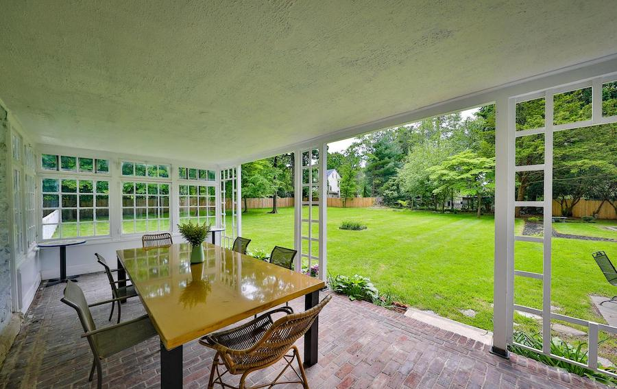 house for sale germantown updated colonial sun porch
