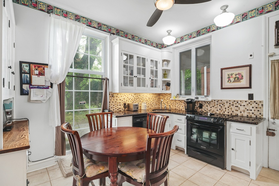 house for sale germantown moderne colonial kitchen