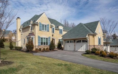 house for sale haverford reserve chateau exterior front