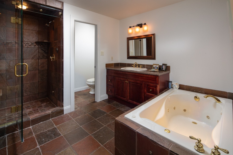 house for sale new hope boxwood studio guest bathroom