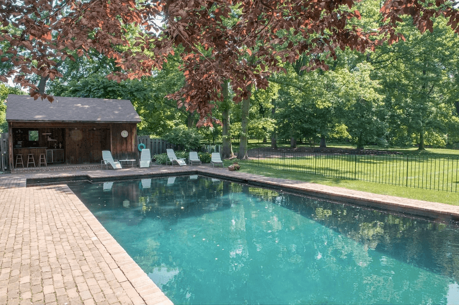 house for sale rydal english villa pool and cabana