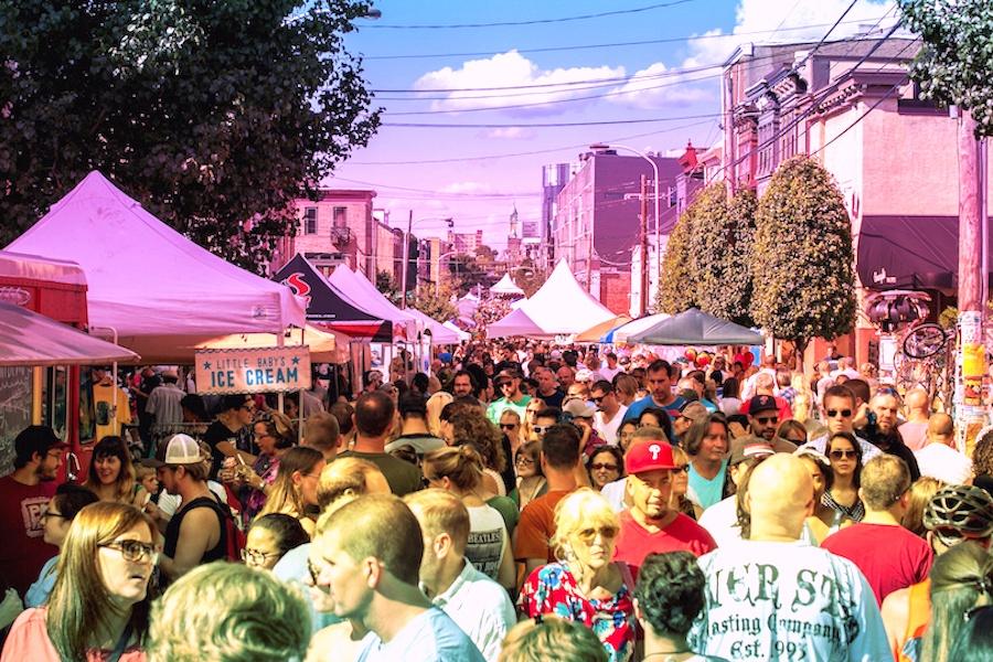 northern liberties neighborhood guide 2nd street festival