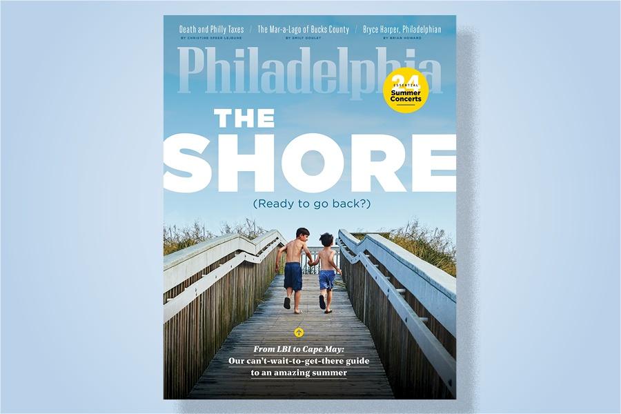 philadelphia magazine june 2019 issue