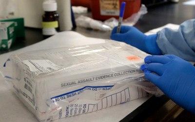 rape kit backlog