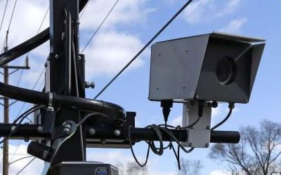 speed cameras philadelphia
