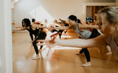 studio of the month barre3