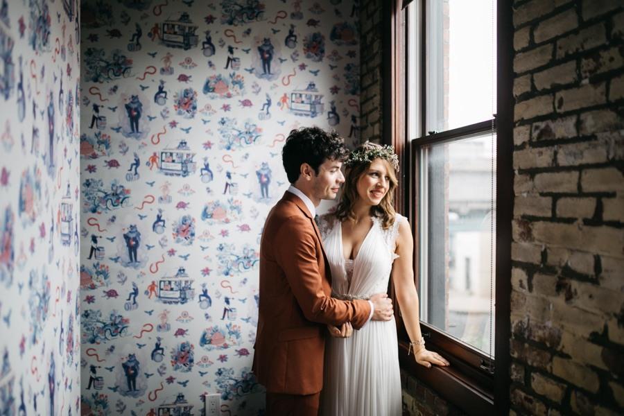 Mulherins wedding