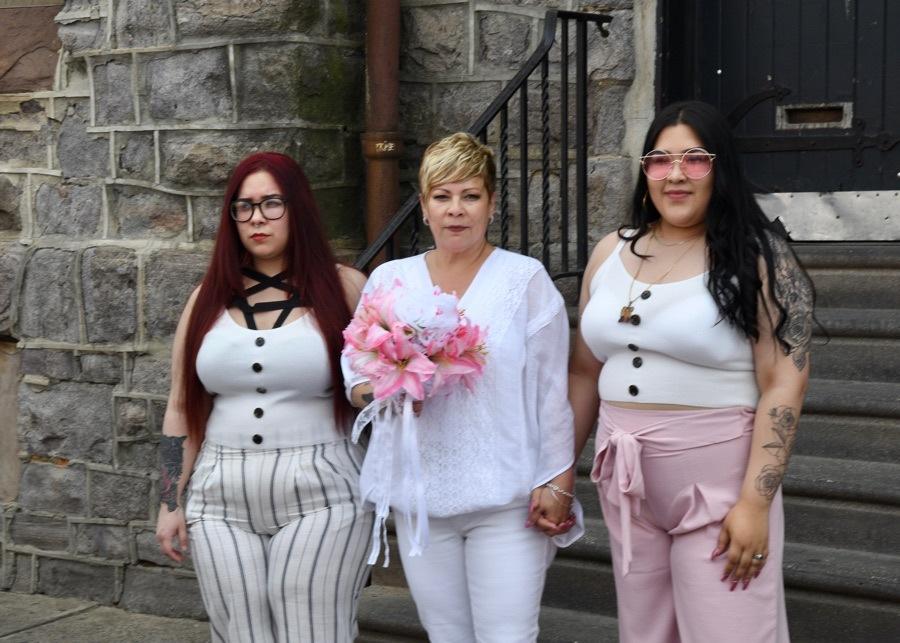 prevention point wedding in kensington