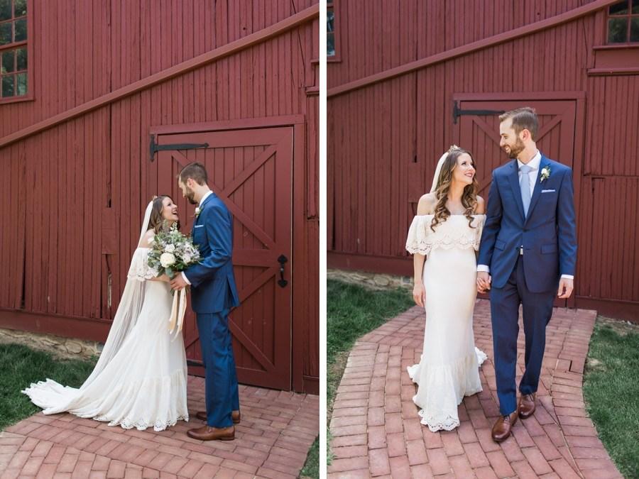 A Rustic Fourth of July Wedding on a Lancaster Farm
