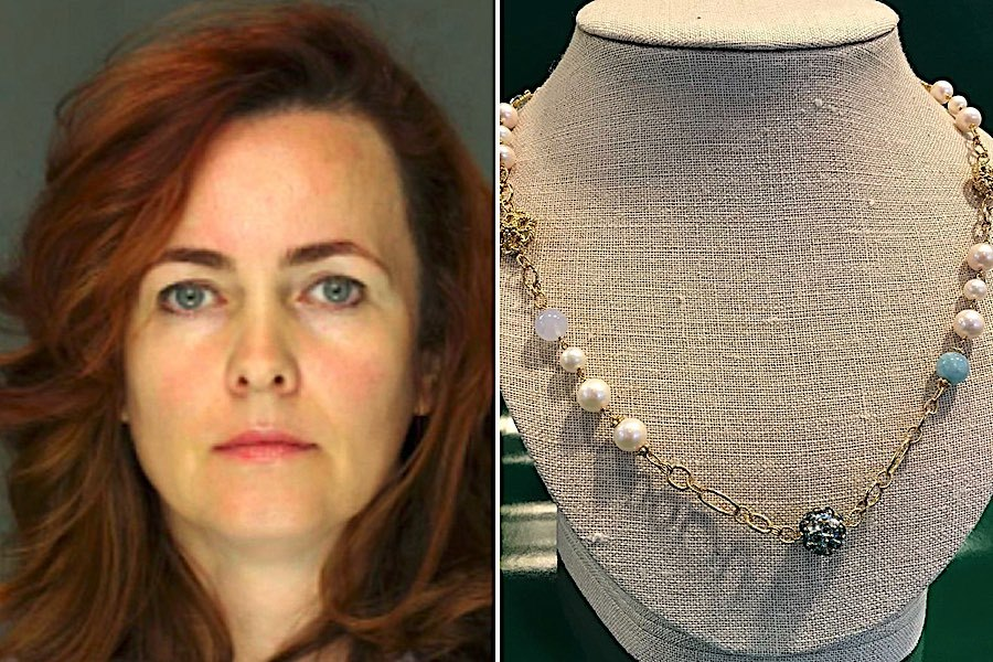 anda franc jewelry theft