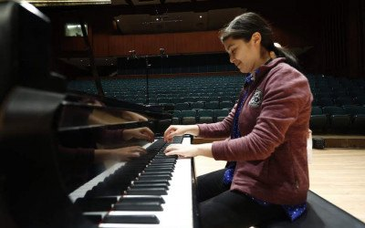 avery gagliano van cliburn competition