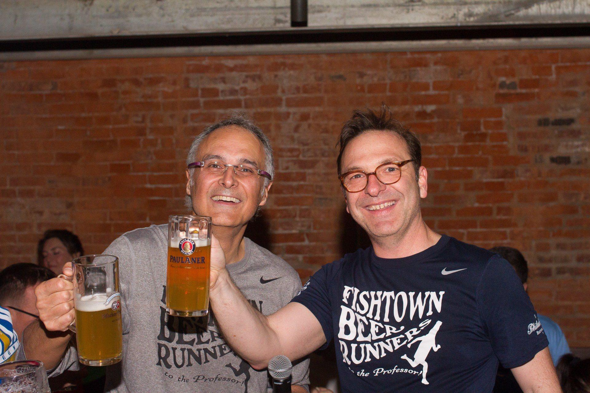 beer running summit