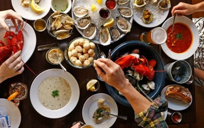 best seafood fish restaurant philadelphia
