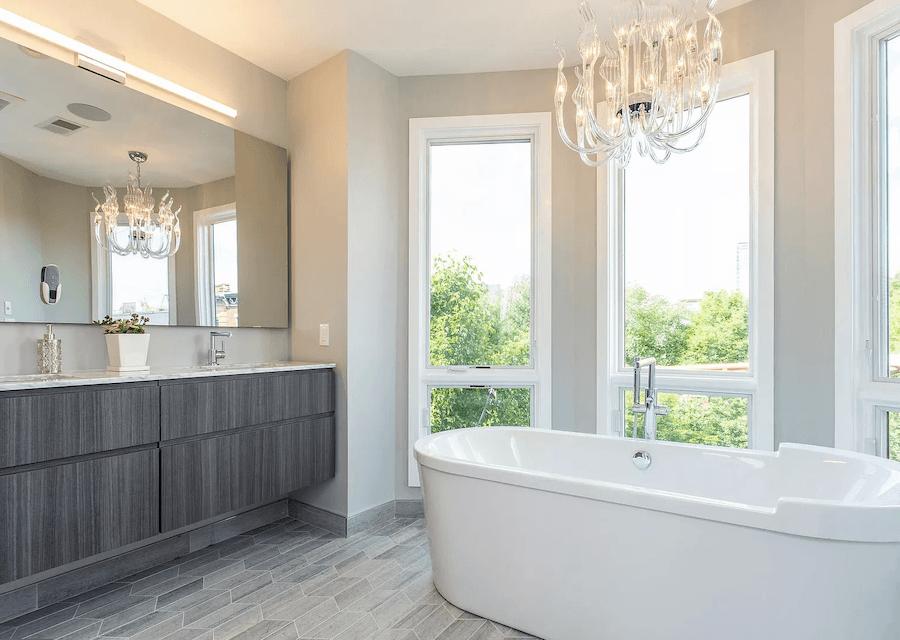 house for sale bella vista rebuilt row master bathroom