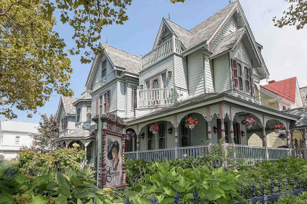 house for sale cape may victorian guesthouse exterior front