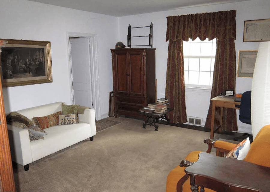 house for sale glen mills rehab ready colonial den