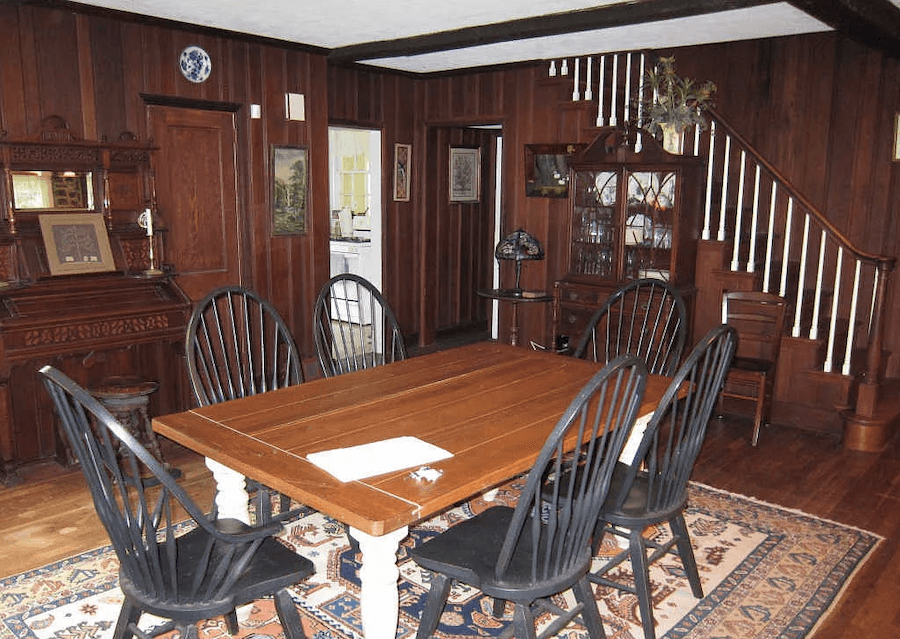 house for sale glen mills rehab ready colonial dining room