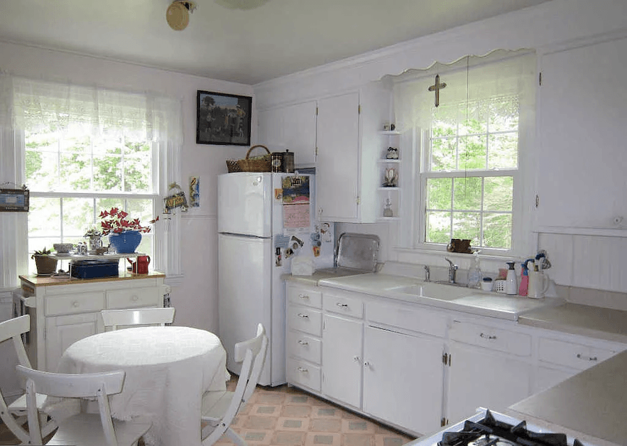 house for sale glen mills rehab ready colonial kitchen