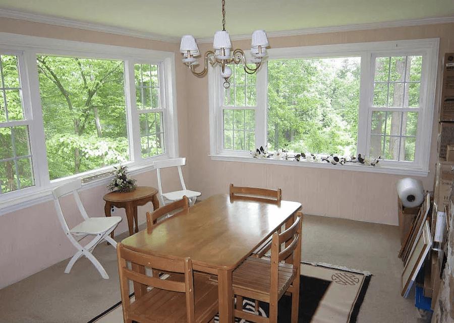 house for sale glen mills rehab ready colonial sun room