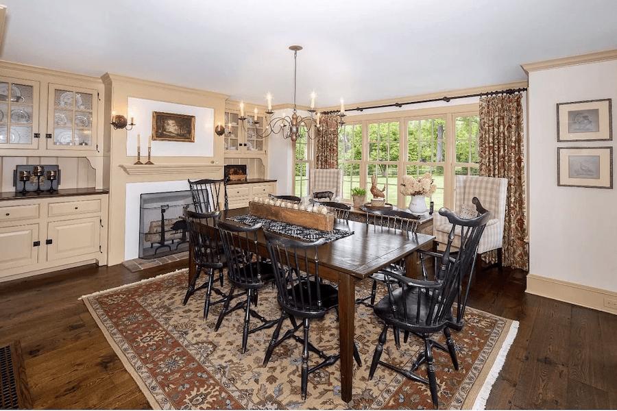 house for sale lower gwynedd expanded farmhouse breakfast room
