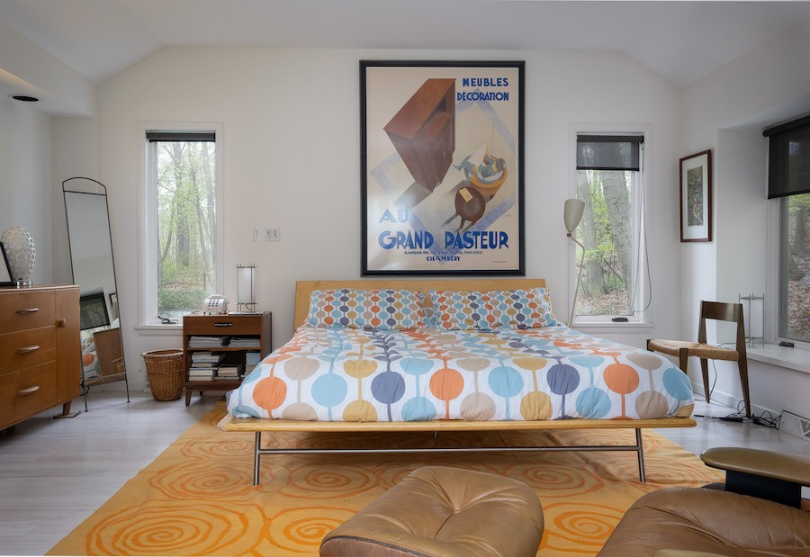house for sale new hope contemporary master bedroom