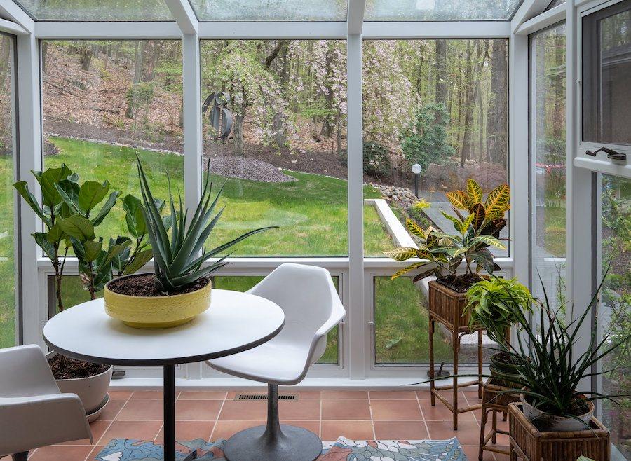 house for sale new hope contemporary master suite solarium